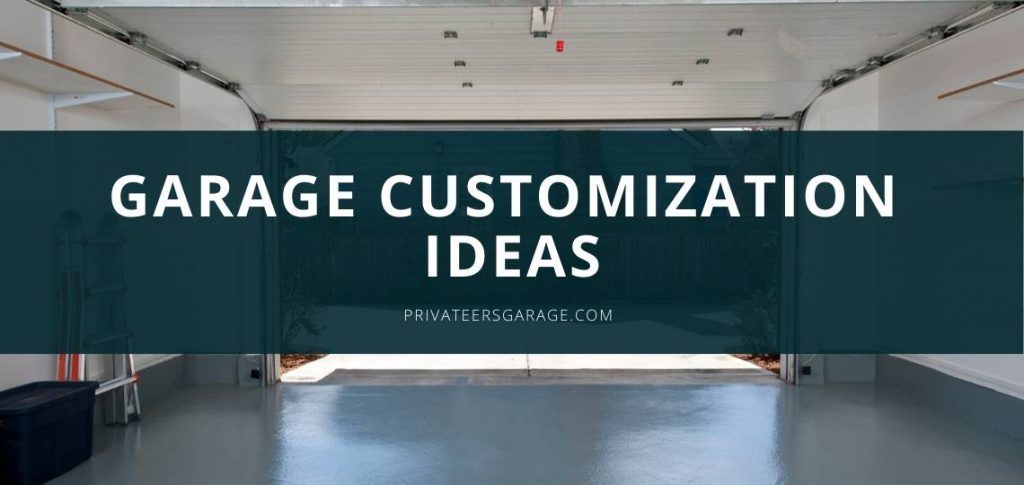 garage customization ideas